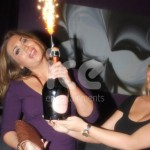 Ice Fountains Celebrities Lauren Goodger Towie Faces Essex