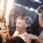 Ice Fountains Celebrities Mark Wright Arg Marg Towie