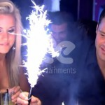 Ice Fountains Celebrities Mark Wright The Only Way Is Essex TOWIE
