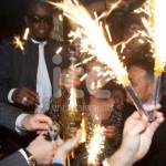Ice Fountains Celebrities P Diddy Puff Daddy Whisky Mist
