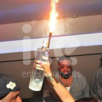 Ice Fountains Celebrities Rick Ross Bottle Of Ciroc Vodka