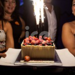 Ice Fountains Birthday Cake Decorations Fruit Cake With Sparkler Supperclub London