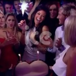 Ice Fountains Celebrities Jess Wright Birthday The Only Way Is Essex TOWIE