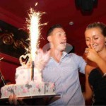 Ice Fountains Celebrities Kirk Norcross Towie Sugarhut Essex