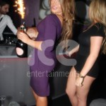 Ice Fountains Celebrities Lauren Goodger The Only Way Is Essex