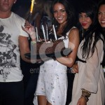 Ice Fountains Celebrities Michelle Keegan Birthday
