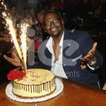 Ice Fountains Celebrities Randy Jackson Birthday