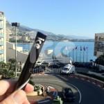 Ice Fountains Fun Shots Cool As Ice F1 Turn Monaco Grand Prix