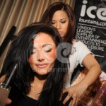 Ice Fountains Fun Shots Cool As Ice Ibiza Angels London Bar Club Awards