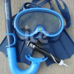Ice Fountains Kids Scuba Diving Set