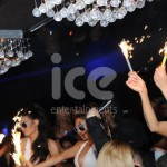 Ice Fountains Nightclubs Bottle London's Sexiest Dancers