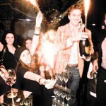 Ice Fountains Weddings Party Celebrations Champagne Waterfall
