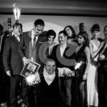 Ice Fountains Weddings Party Celebrations London Bar Club Awards 2012 Cirque Winners